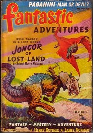 Fantastic Adventures Vol.2 No.8 October 1940 (Jongor: Fantastic Adventures Vol.2