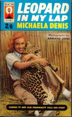 Leopard in My Lap: Denis, Michaela (cover