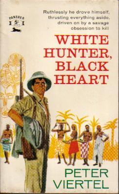 White Hunter, Black Heart: Viertel, Peter (cover