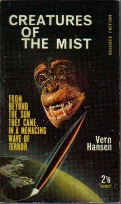 Creatures of the Mist: Hansen, Vern (cover