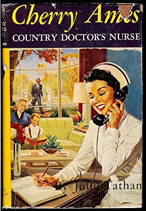Cherry Ames Country Doctor's Nurse: Tathan, Julie