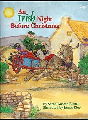 An Irish Night before Christmas (Signed): Blazek, Sarah Kirwan