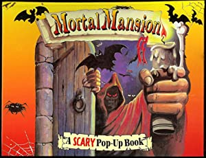 9781858302355 mortal mansion a scary pop up book abebooks no