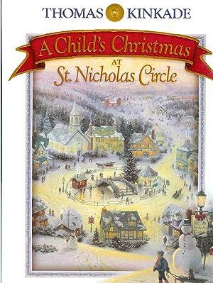 A Child's Christmas At St. Nicholas Circle: McKelvey, Douglas Kaine