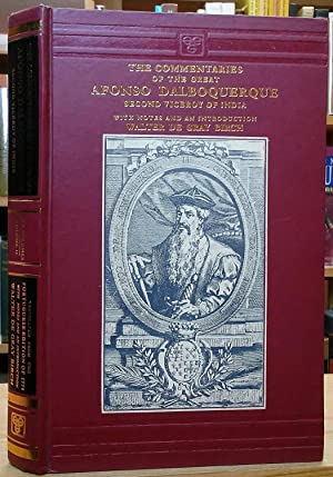 The Commentaries of the Great Afonso Dalboquerque Second Viceroy of India: Volume II