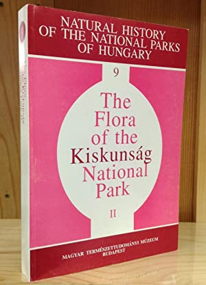 The Flora of the Kiskunsag National Park: Volume 2, Cryptogams (Natural History of the National ...
