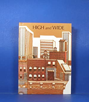 High and Wide: Johnson, Marjorie Seddon,