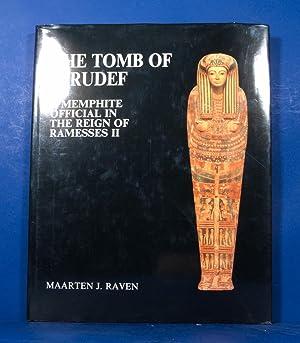 The Tomb of Iurudef; A Memphite Official: Raven, Maarten J.