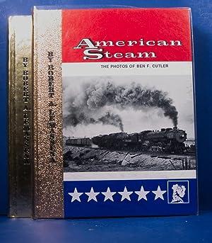 American Steam – The Photos of Ben: Massena, Robert A.