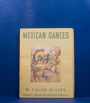 Mexican Dances: Valdiosera, Ramon