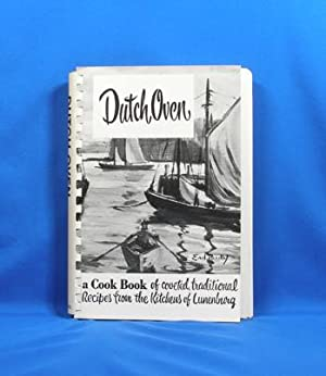 Dutch Oven A Cook Book of Coveted: The Ladies Auxiliary