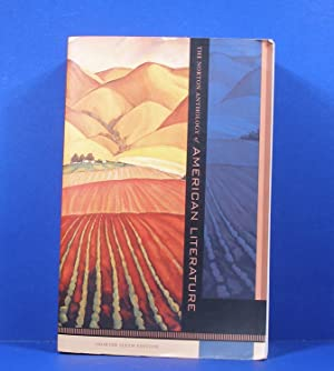 The Norton Anthology of American Literature; Shorter Sixth Edition: Baym, Nina, Editor