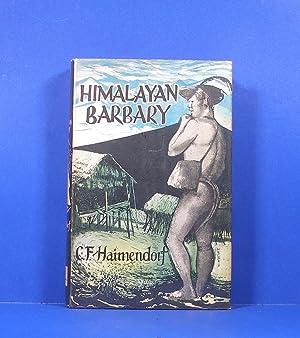 Himalayan Barbary: Von Furer-Haimendorf, Christoph
