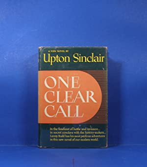 One Clear Call: Sinclair, Upton