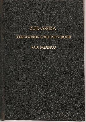 Zuid-Afrika: Verspreide Schetsen: Fredericq, Paul