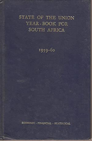 State of the Union Year-Book for South Africa 1959-60