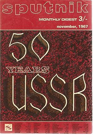 Sputnik Monthly Digest November 1967
