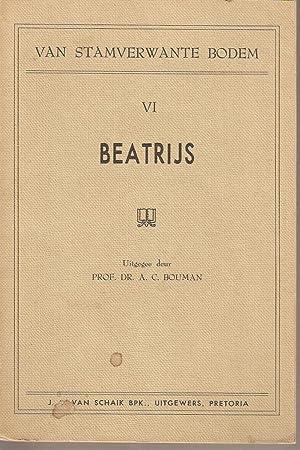 Beatrijs: Bouman, Dr A C