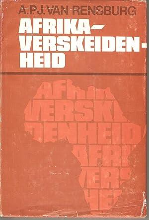 Afrika Verskeidenheid: van Rensburg, A P J