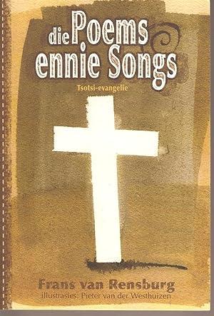 Die Poems ennie Songs - Tsotsi-evangelie: van Rensburg, Frans