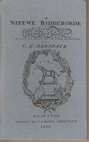 De Nieuwe Ridderorde: Boniface, C E