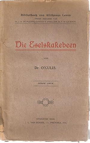 Die Eselskakebeen van Dr. O'Kulis: Postma, Willem