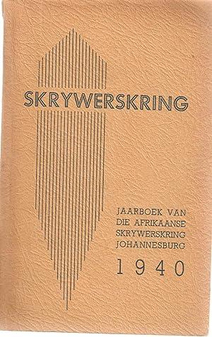 Jaarboek van die Afrikaanse Skrywerskring 1940 Nr. Vyf