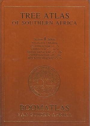 Tree Atlas of Southern Africa / Boomatlas van Suider-Afrika Section / Seksie 1: von ...