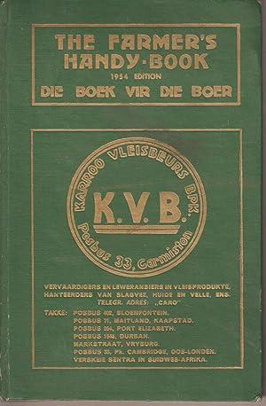 The Farmer's Handy-Book 1954 Die Boek vir die Boer: Alexander, Norman (compil.)