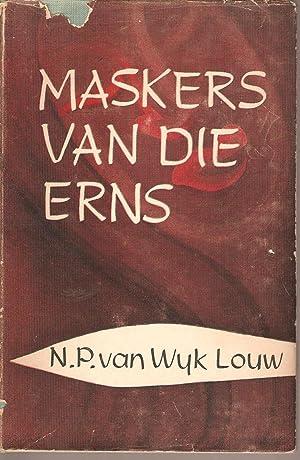 Maskers van die Erns: Van Wyk Louw, N P