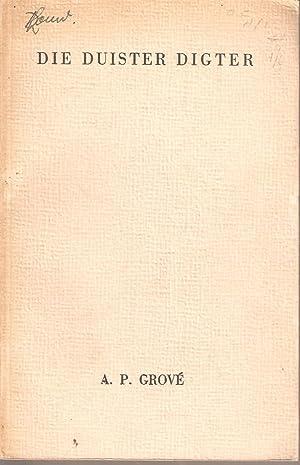 Die Duister Digter - Opstelle oor die Moderne Afrikaanse Liriek: Grove, A P