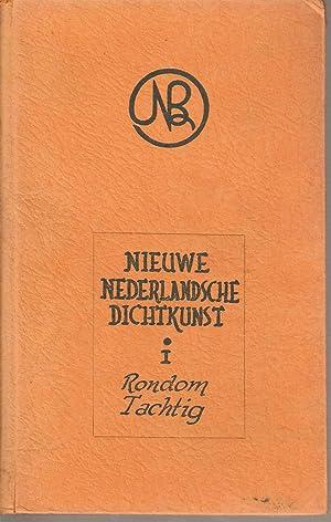 Nieuwe Nederlandsche Dichtkunst I Rondom Tachtig: Greshoff, J & Mulder, H A