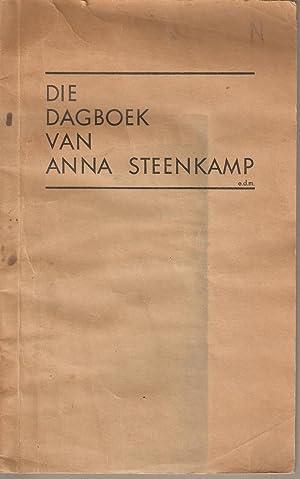 Die Dagboek van Anna Steenkamp en Fragmentjies oor die Groot-Trek: Steenkamp, Dr. Louis