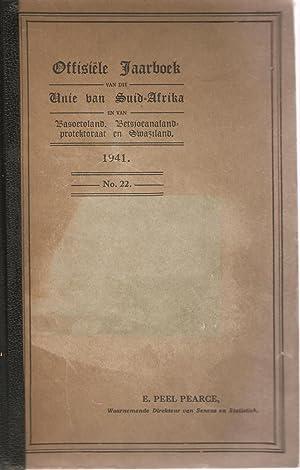 Offisiele Jaarboek van die Unie van Suid-Afrika en van Basoetoland, Betsjoeanaland Protektoraat en ...