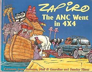 The ANC Went In 4x4: Zapiro