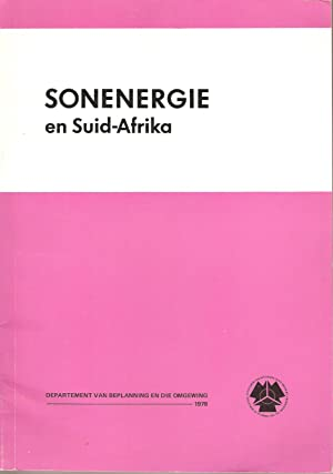 Sonenergie en Suid-Afrika: Neethling, A J