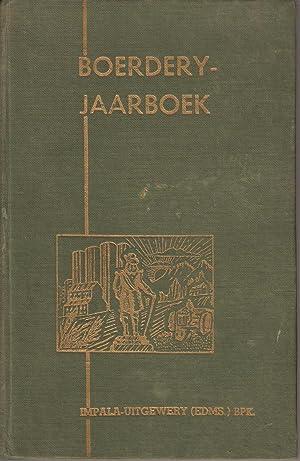 Boerdery-Jaarboek: Du Buson, M S (red.)