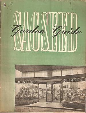 SAGSEED Garden Guide: SA Grain & Seed Distributors Ltd