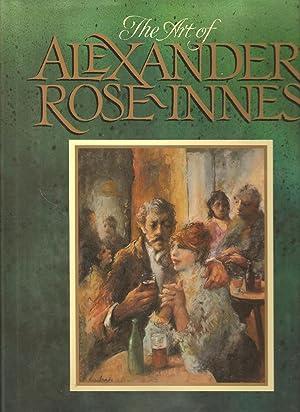 The Art of Alexander Rose-Innes: Martin Bekker
