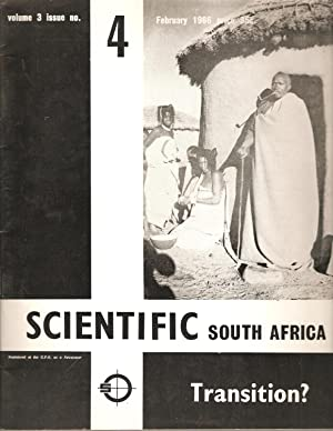 Scientific South Africa Vol. 3 no. 4 February 1966: Anderson, T W (ed)