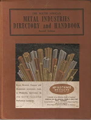 The South African Metal Industries Directory and Handbook