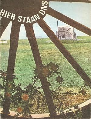 "Geloftefeesbundel ""Hier Staan Ons."": A P van der Colf (samesteller)"