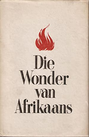 Die Wonder van Afrikaans (Association Copy): Du Buisson, M S (samesteller)