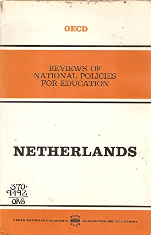 Reviews of National Policies for Education - Netherlands