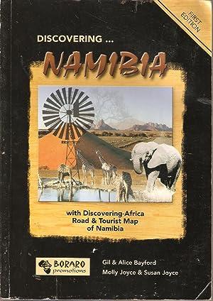 Discovering Namibia: Gil & Alice Bayford, Molly Joyce & Susan Joyce