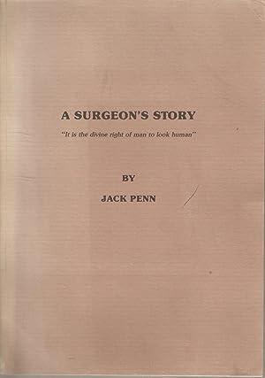 A Surgeon's Story: Jack Penn