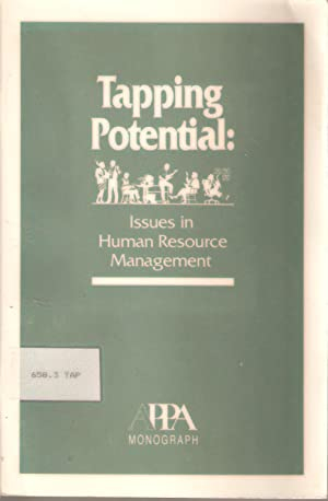 Tapping Potential - Issues in Human Resource