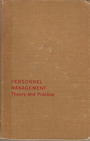 Personnel Management - Theory and Practice: Dalton E McFarland