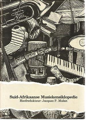 Suid-Afrikaanse Musiekensiklopedie Deel I, II, III en IV: Jacques P Malan (red.)