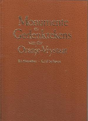 Monumente en Gedenktekens van die Oranje-Vrystaat: Nienaber, P J & le Roux, C J P